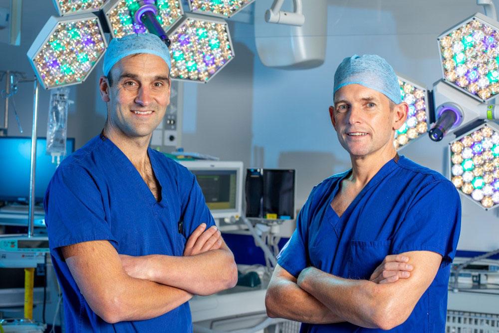 The Jaw Surgeons