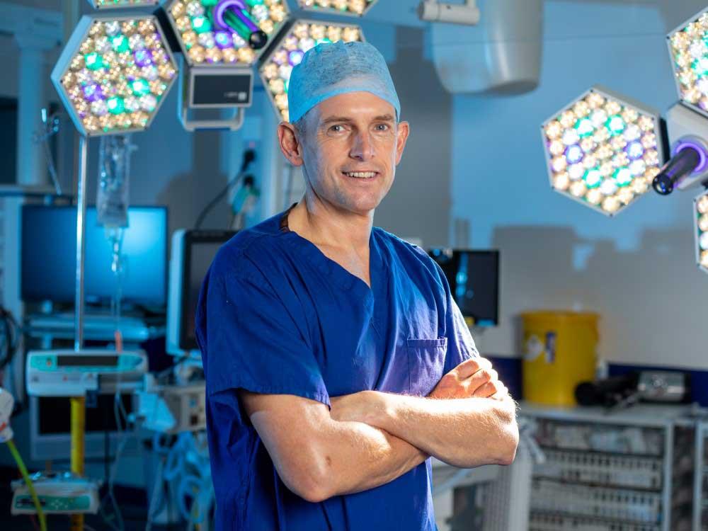 Rhodri Williams Consultant Oral and Maxillofacial Surgeon